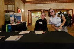 DRCC-Film-Screening-Emily-Intern-and-Jackie-Coordinator