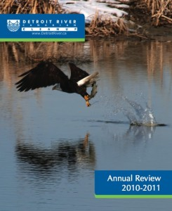 DRCC Annual Review 2010-2011 COVER