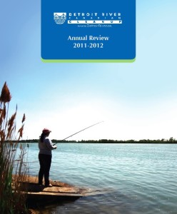 DRCC Annual Review 2011-2012 COVER